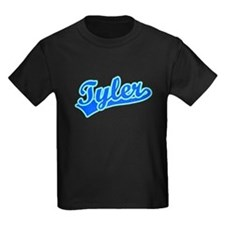 Retro Tyler (Blue) T