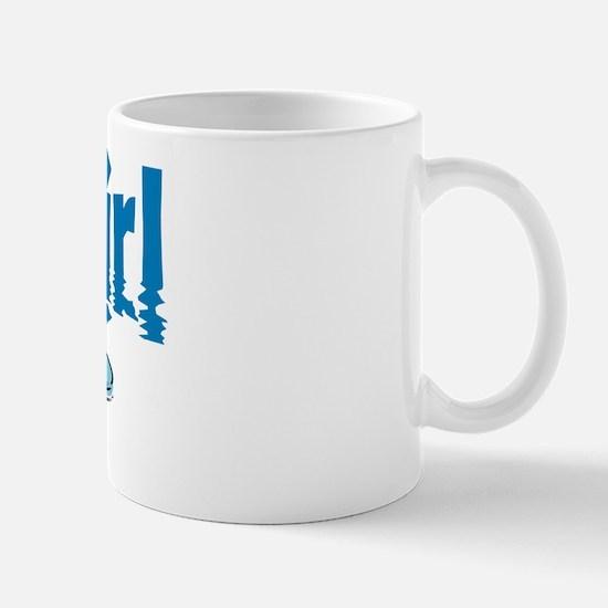 Island Girl 2 Mug