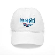 Island Girl 2 Baseball Cap