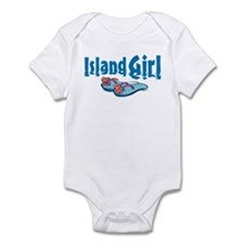 Island Girl 2 Infant Bodysuit
