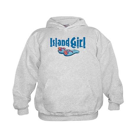 Island Girl 2 Kids Hoodie