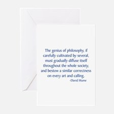 Hume 1 Greeting Cards (Pk of 10)
