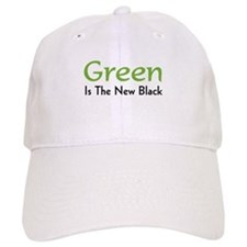 Green Is The New Black Baseball Cap