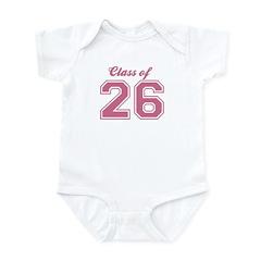 Class of 2026 Infant Bodysuit