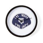Las Vegas FD Wall Clock