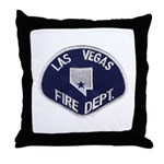 Las Vegas FD Throw Pillow