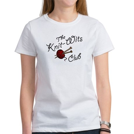 Knit Wit Club Women's T-Shirt