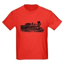 Locomotive (Black) T