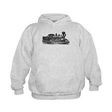Locomotive (Black) Hoodie