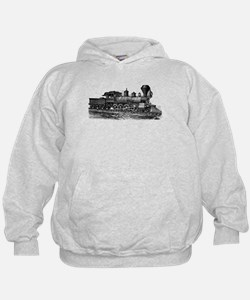 Locomotive (Black) Hoody