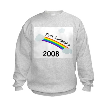 1st Communion Kids Sweatshirt