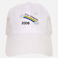 1st Communion Baseball Baseball Cap