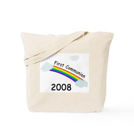 1st Communion Tote Bag