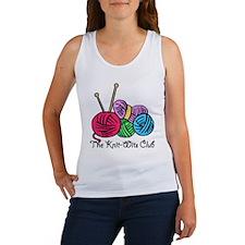 Knit Wits Club Women's Tank Top