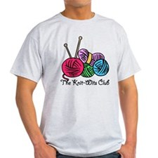 Knit Wits Club T-Shirt
