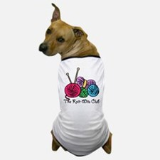 Knit Wits Club Dog T-Shirt