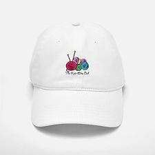 Knit Wits Club Baseball Baseball Cap