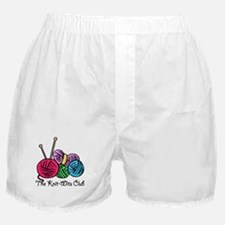 Knit Wits Club Boxer Shorts