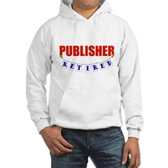 Retired Publisher Hoodie