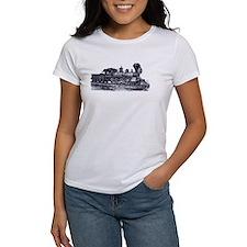Locomotive (Blue) Tee