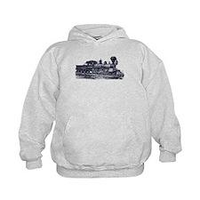 Locomotive (Blue) Hoodie