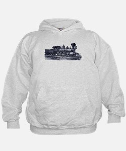 Locomotive (Blue) Hoody