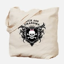 Kick Ass Grandma Tote Bag