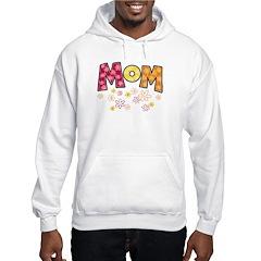 Flowery Mom Hoodie