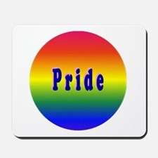 Rainbow Pride<br> Mousepad