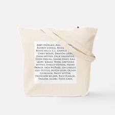 Joeys Tote Bag