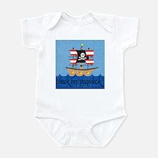 Poop Deck Infant Bodysuit