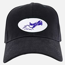 The Blue Plane Baseball Hat