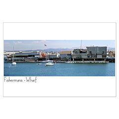 Fishermans Wharf in Monterey - 1 of 2