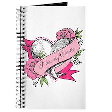 Heart & Roses Journal