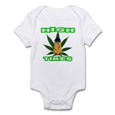 High Times Kitty Infant Bodysuit