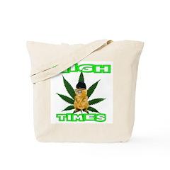 High Times Kitty Tote Bag
