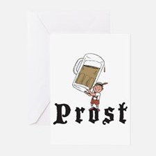 Prost Greeting Cards (Pk of 10)