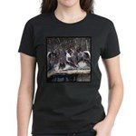 Seven Ducks Women's Dark T-Shirt