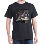 Seven Ducks Dark T-Shirt