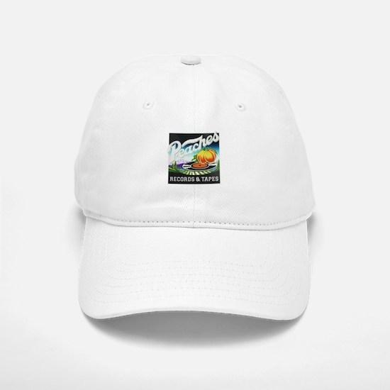 Peaches Records and Tapes logo Baseball Baseball Cap