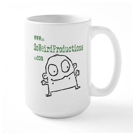 SoWeird Large Mug