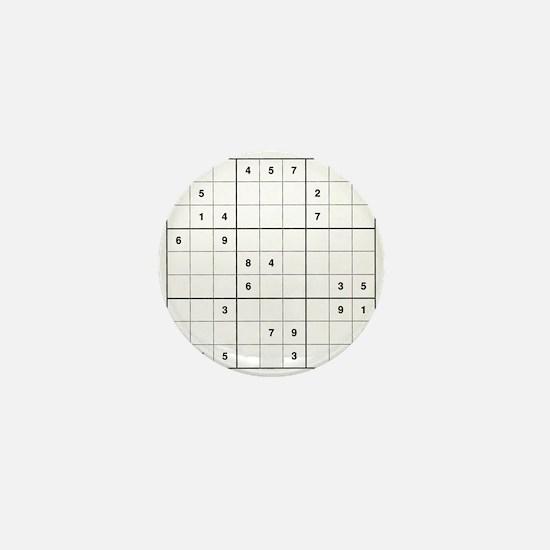 Sudoku - Mini Button