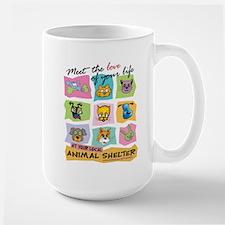 Meet The Love Of Your Life Mug