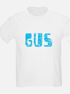 Gus Faded (Blue) T-Shirt