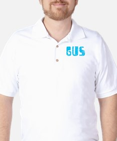 Gus Faded (Blue) T-Shirt