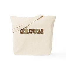 Desert Camo The Groom Tote Bag