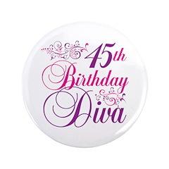 45th Birthday Diva 3.5