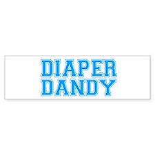 Diaper Dandy Bumper Bumper Sticker