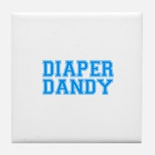 Diaper Dandy Tile Coaster