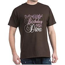 Birthday Diva T-Shirt